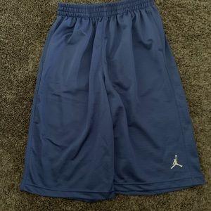 Jordan gym/basketball shorts
